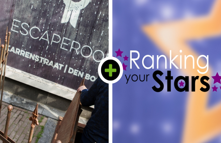 Escape room - Ranking your Stars!