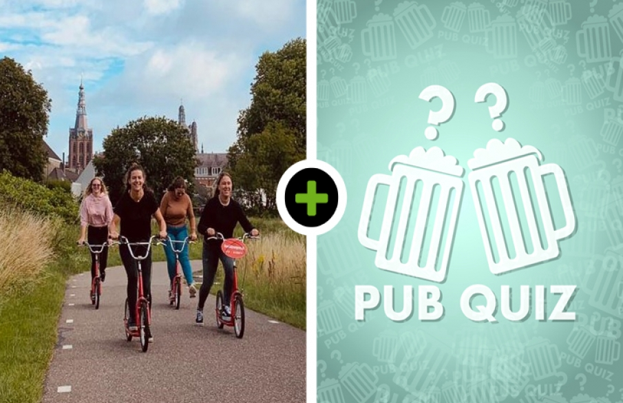 Steppen - Lunch - Pubquiz