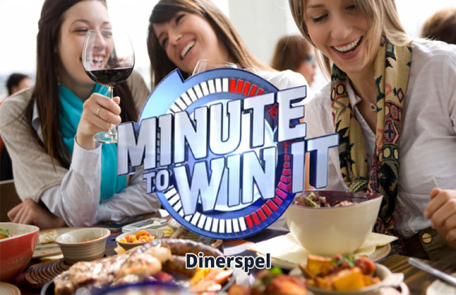 Minute to Win it Dinner Game