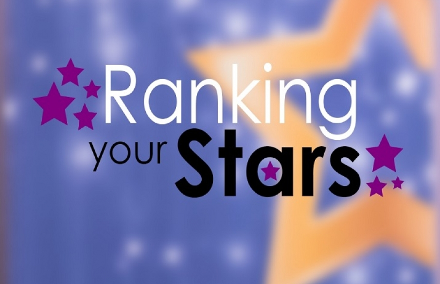 Ranking your Stars!