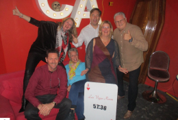 Review - Escape room - Drie gangen diner
